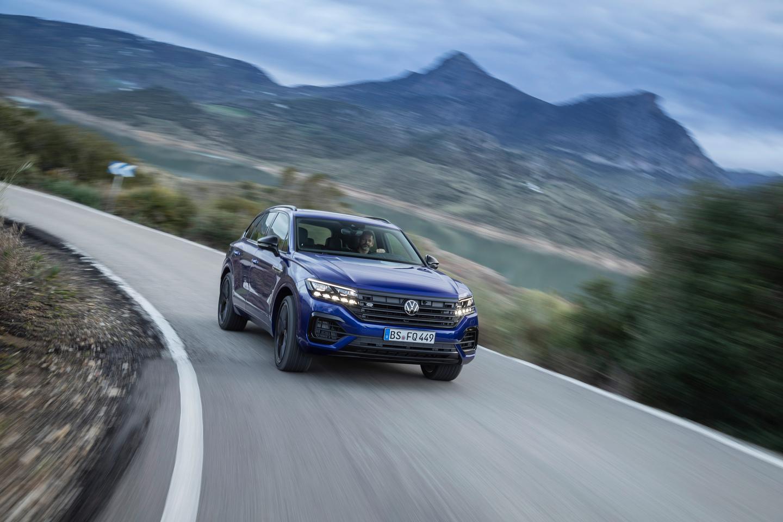Volkswagen unveils the range-topping Touareg R