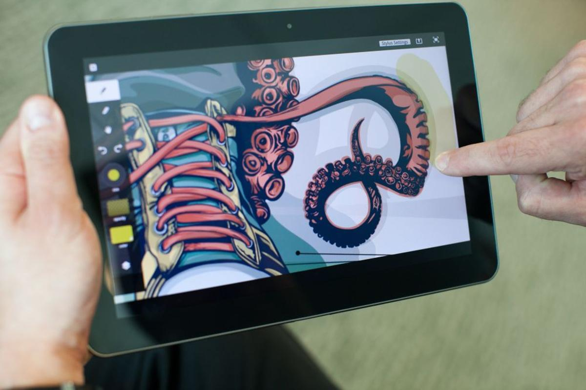 Adobe has announced six Touch Apps for Android and iOS-based devices, and the Creative Cloud set of cloud-based programs and services