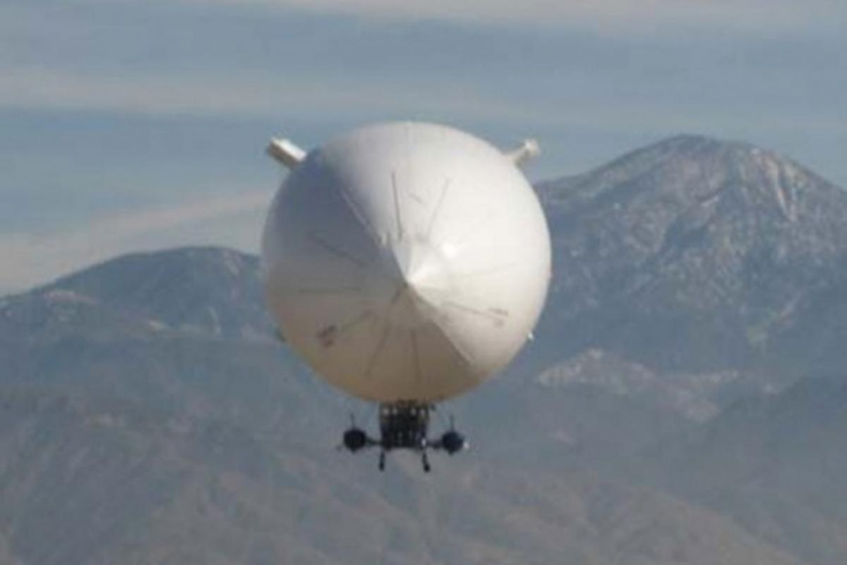 The Aeros 40D Sky Dragon MSN 21 will take flight at San Bernardino International Airport, and will be used as an airborne lab for the development of Aeroscraft systems