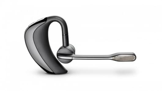 The Voyager PRO Bluetooth headset from Plantronics