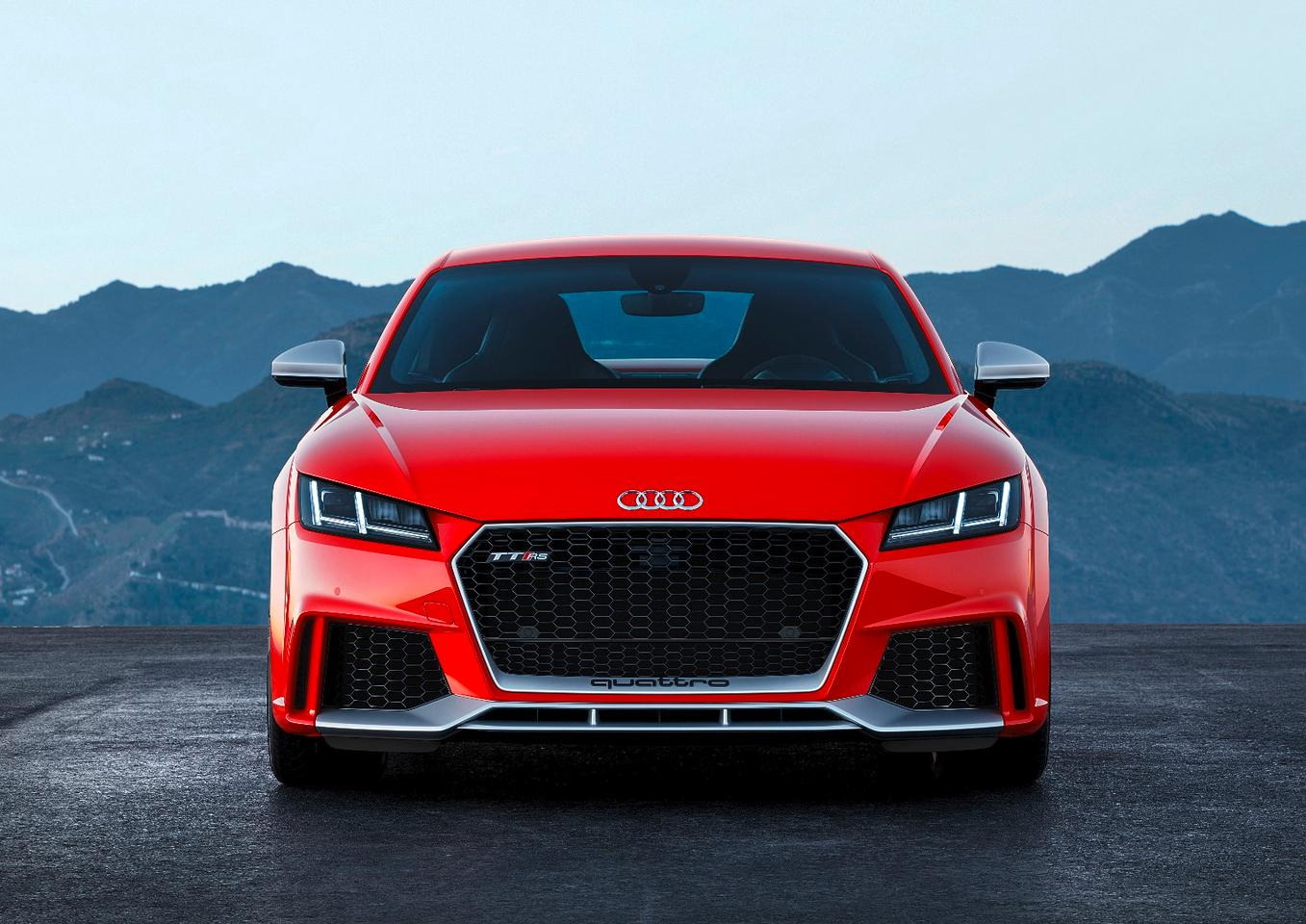 Audi bringsthe all-new TTRS tothe US