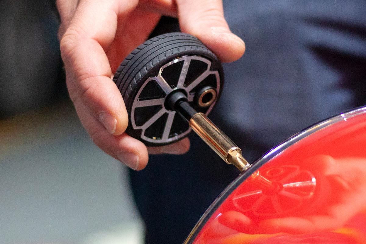 The Wheel Driver is presently on Kickstarter