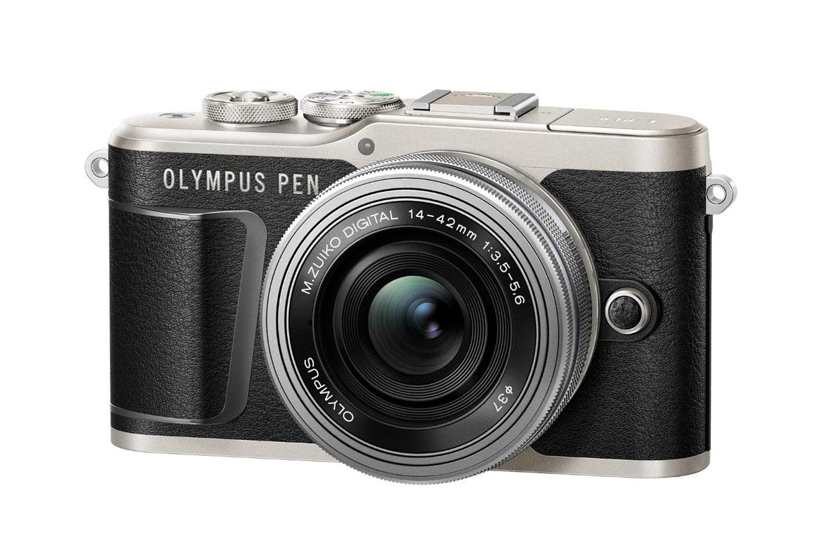 The Olympus PEN E-PL9 will be available in the UK and Europe from March 2018