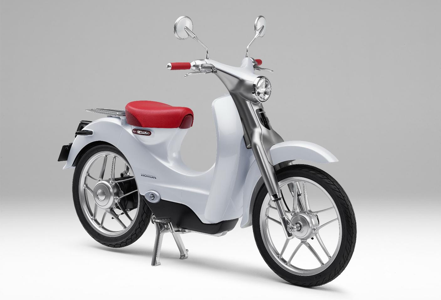 The EV-Cub heralds a new era for Honda's most iconic motorcycle