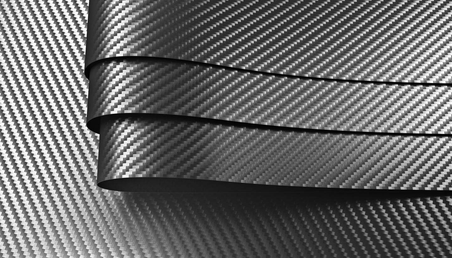 Adding a dash of graphene to the production process of carbon fiber has been shown to boost its strength and stiffness, while possibly making it cheaper at the same time