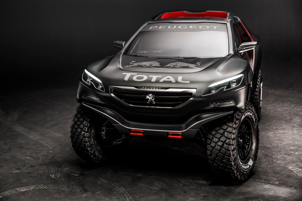 Peugeot will use the 2008 DKR to return to Dakar after a 25-year absence