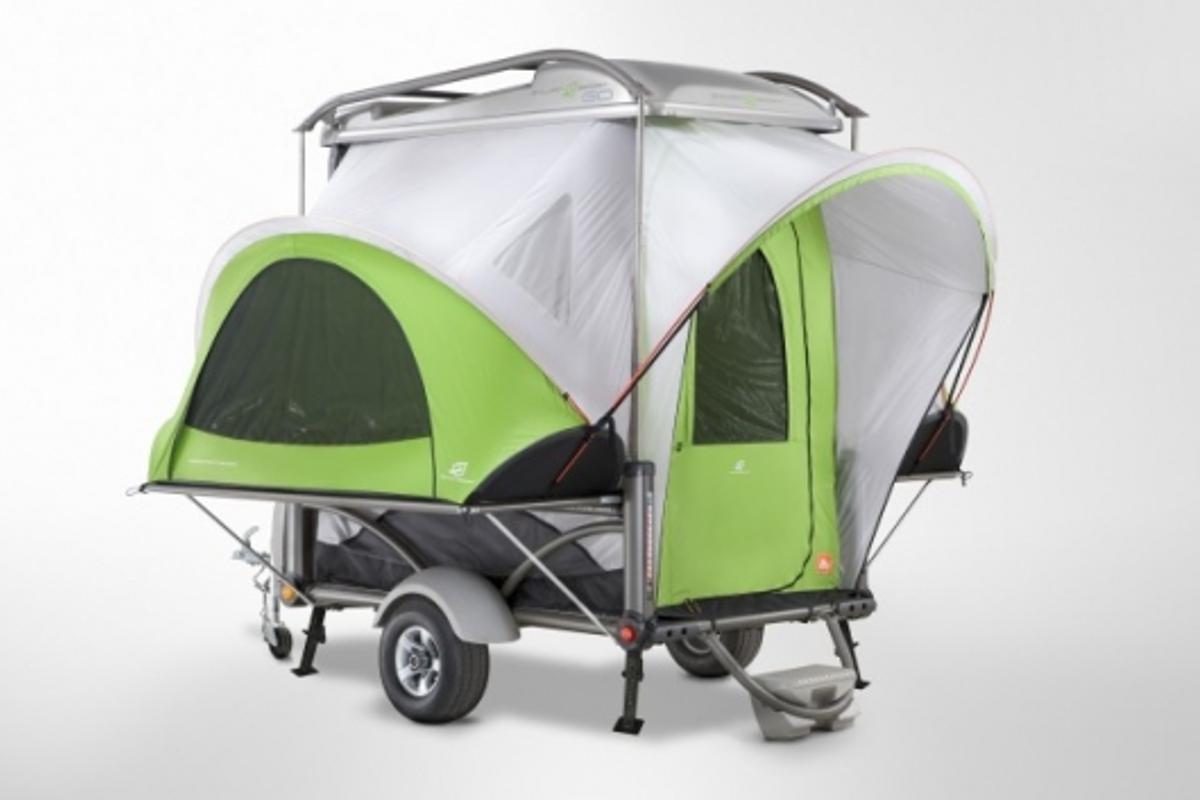 Sylvan GO Camper Trailer
