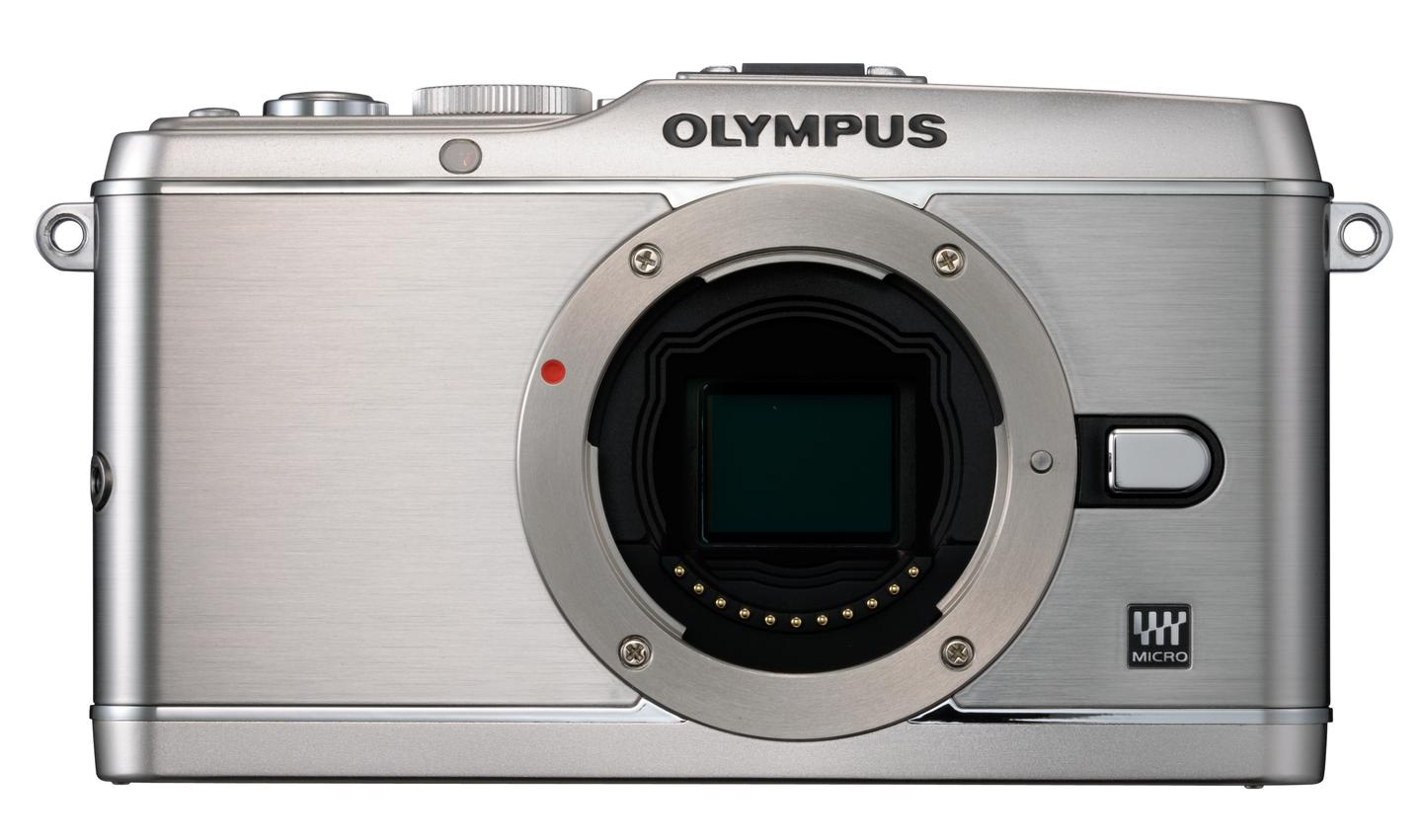 The new flagship Olympus PEN E-P3 camera