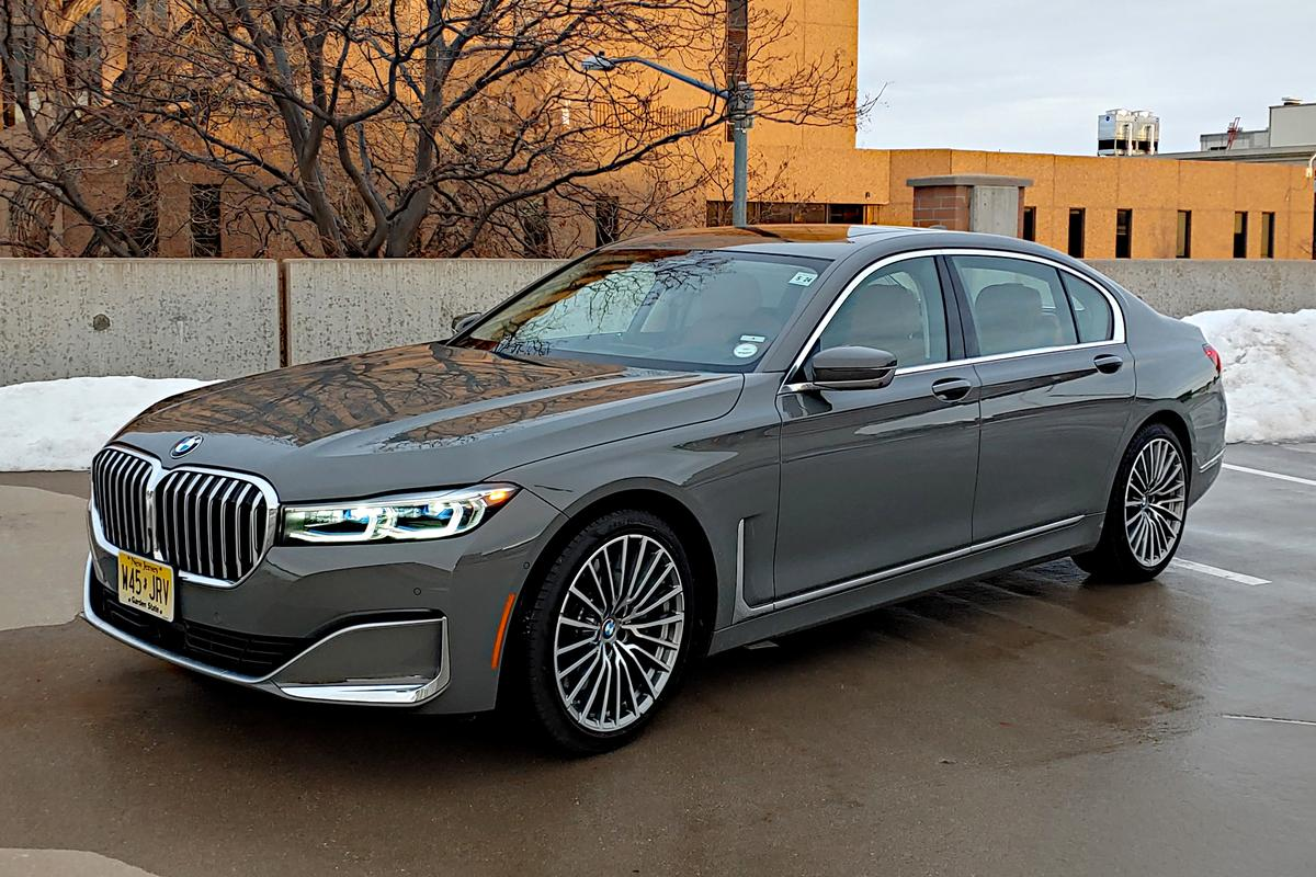 2020 BMW 7 Series Picture