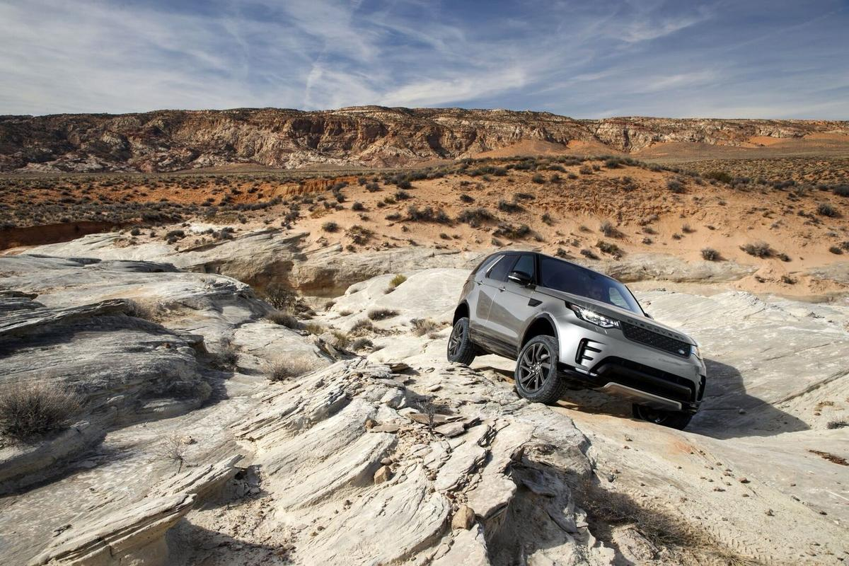 Land Rover is developing autonomous cars that can handle a wide range of off-road conditions