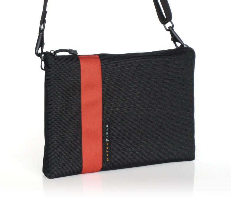 Waterfield Design's iPad Travel Express is a protective carrying case with extra room for various iPad accessories