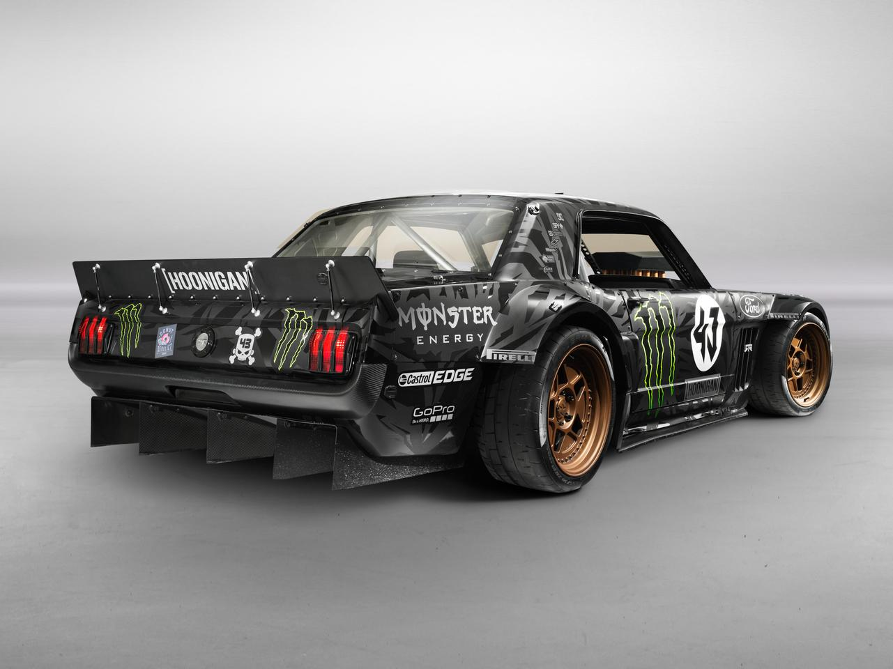 The Hoonicorn's body was designed by RTR