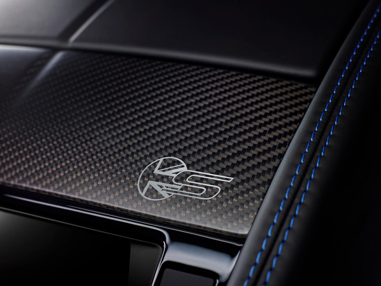 The Jaguar F-Type British Design Edition detailing