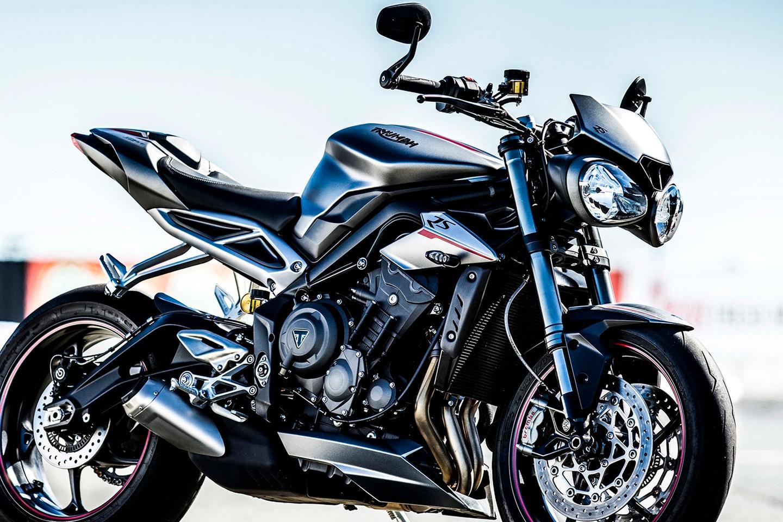 Triumph Street Triple RS 765 - Greywood Motorcycle Sales