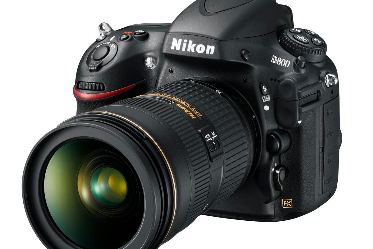 Nikon has finally revealed the successor to its 2008 D700 DSLR model, a 36.3-megapixel HD-SLR named the D800