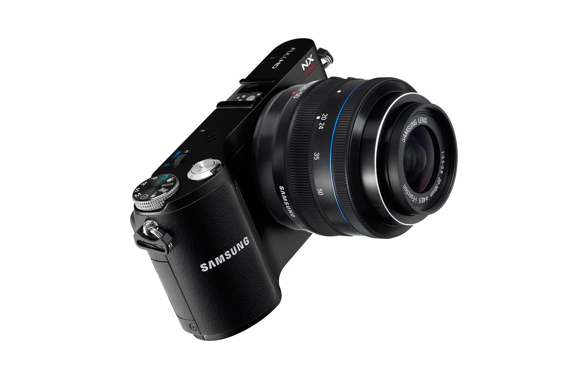 Samsung unveiled the NX200 Interchangeable Lens Camera at IFA 2011