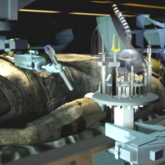 Conceptual image of Robotic Surgery