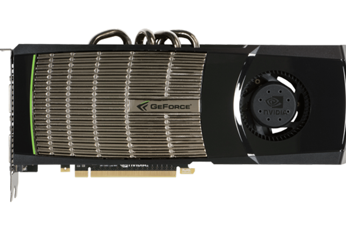 NVIDIA officially outs GeForce GTX 480 and GTX 470 graphics