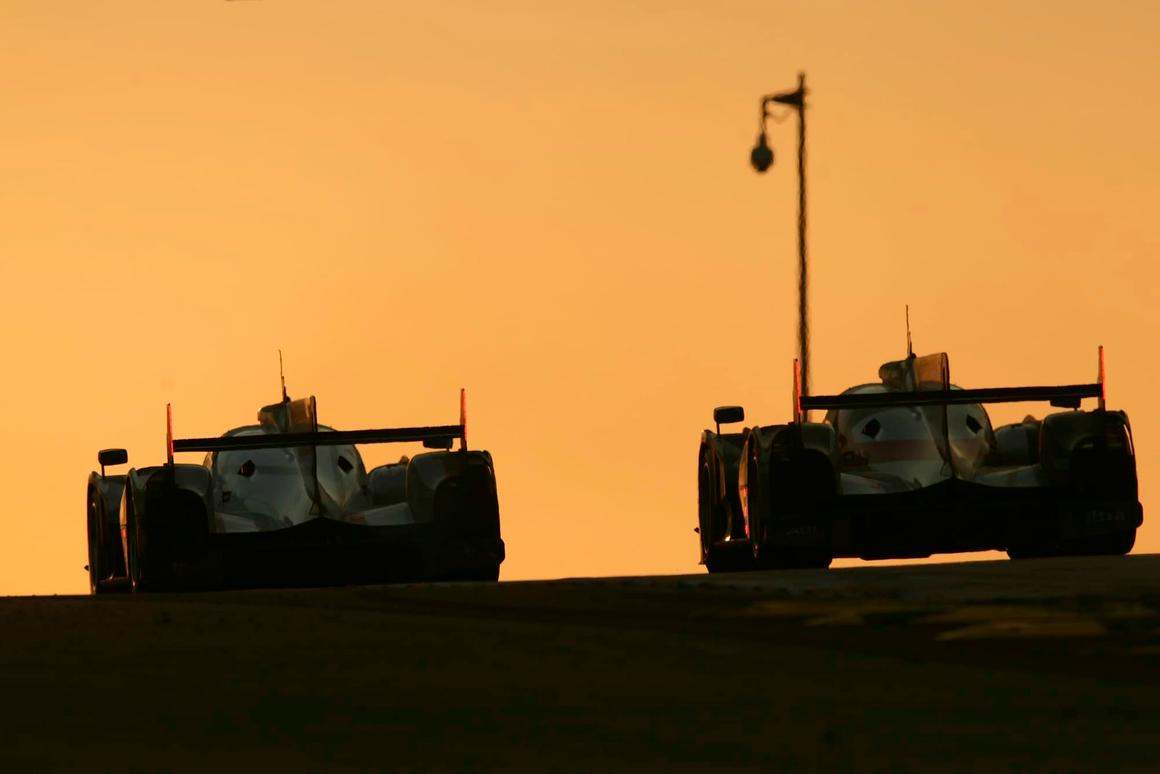 The sun has set on Audi's time in the World Endurance Championship