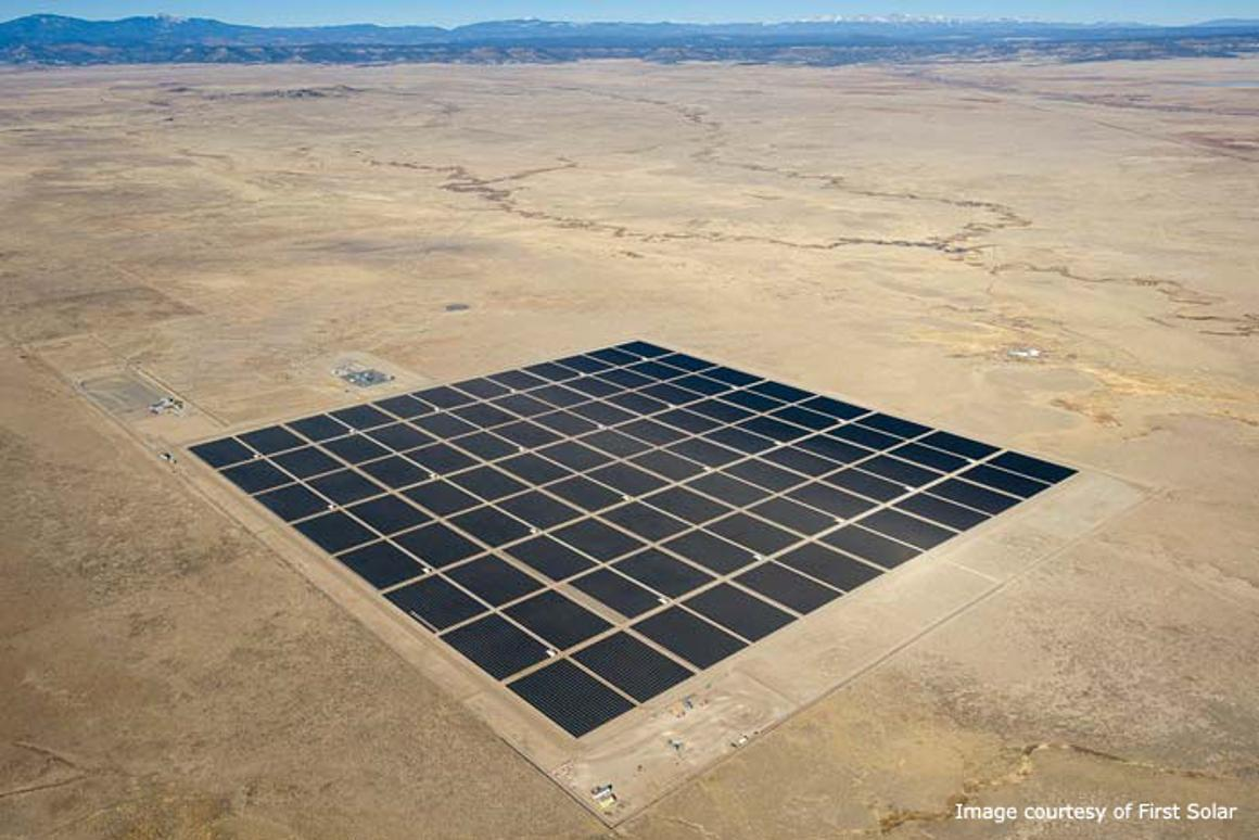 The Nyngan solar PV plant will be the largest in the Southern Hemisphere