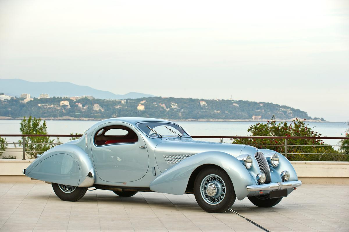 On display at the company's sale in Monaco this week (May 11–12)