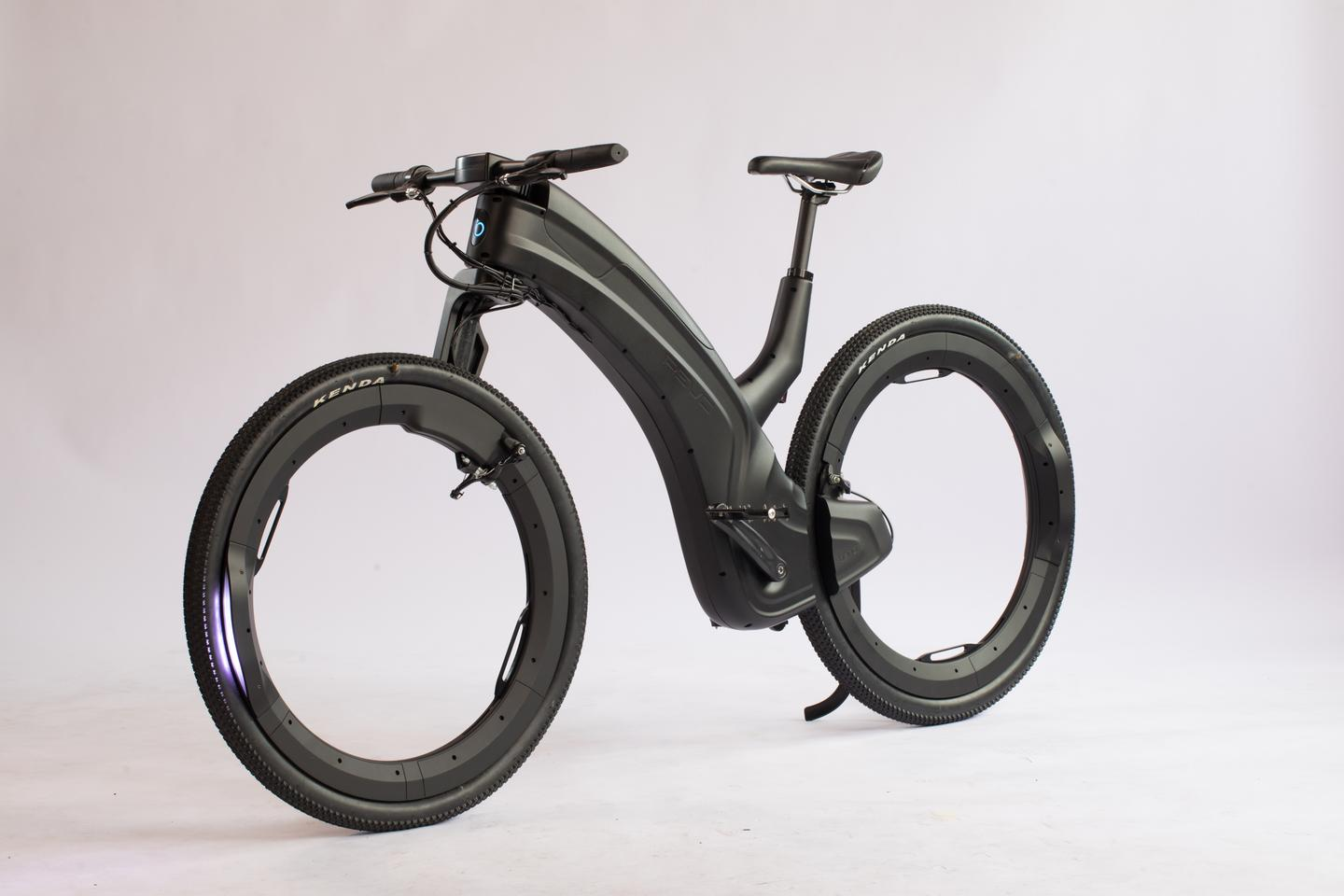 Hubless Reevo ebike pushes the limits of engineering ... and credulity