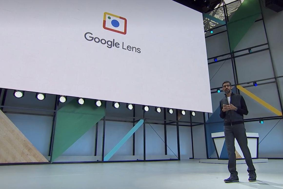 Google Lens is the first new product of Google I/O 2017