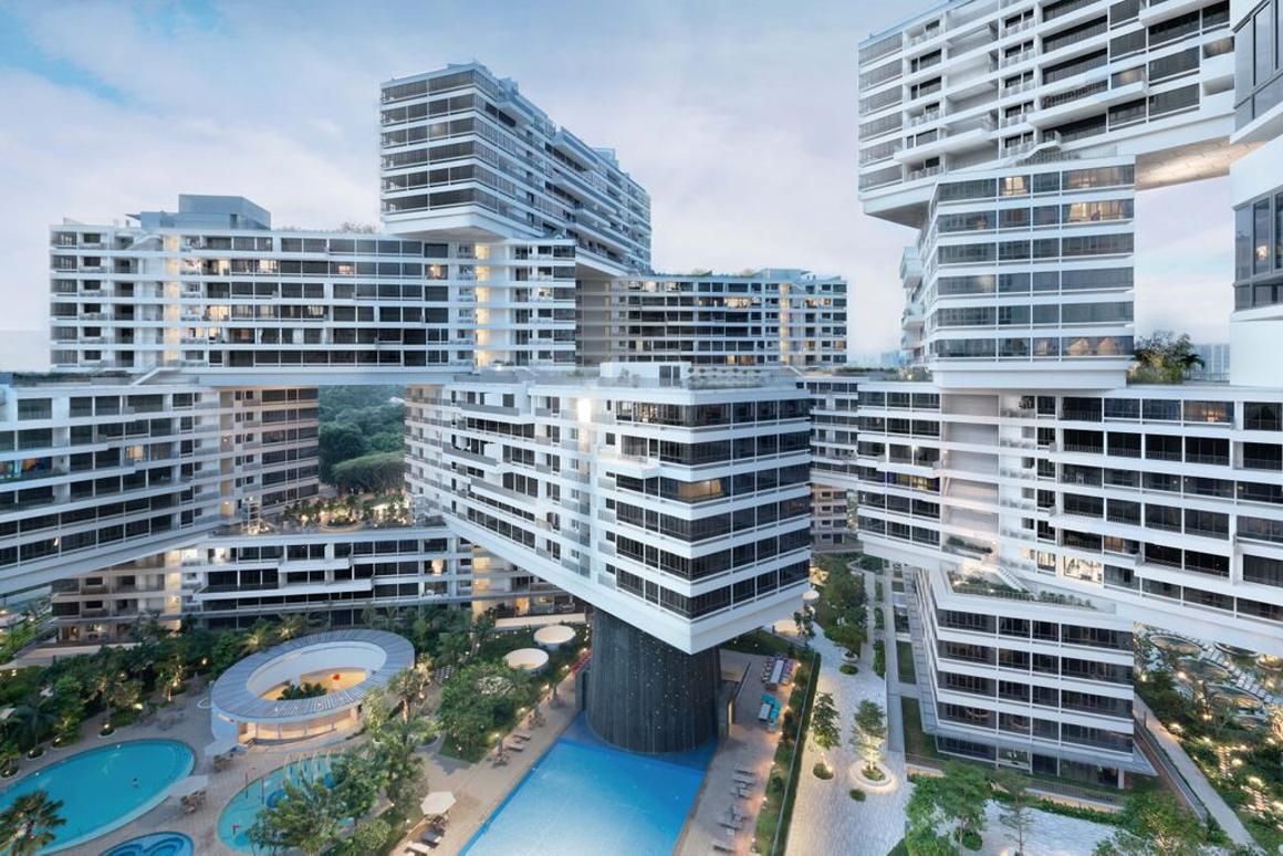 The Interlace is the eighth building to claim the World Architecture Festival's World Building of the Year title