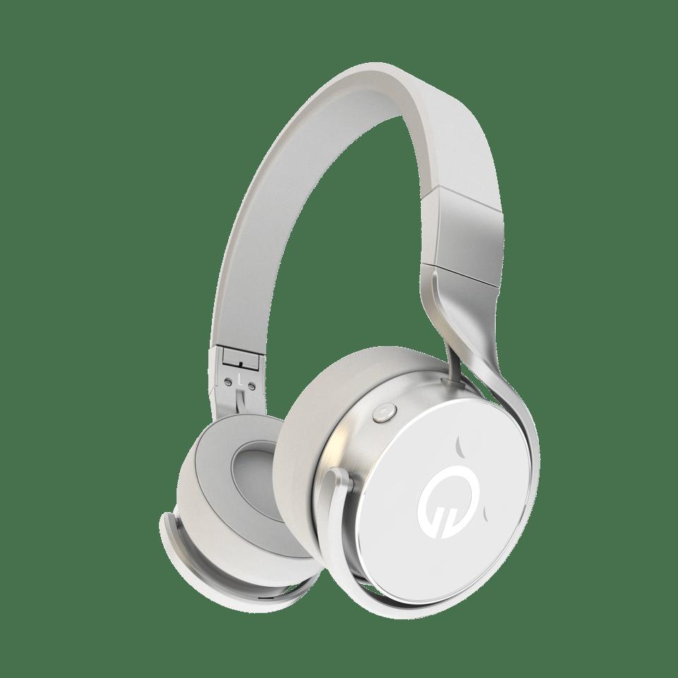 The new MUZIK socially-connected headphones