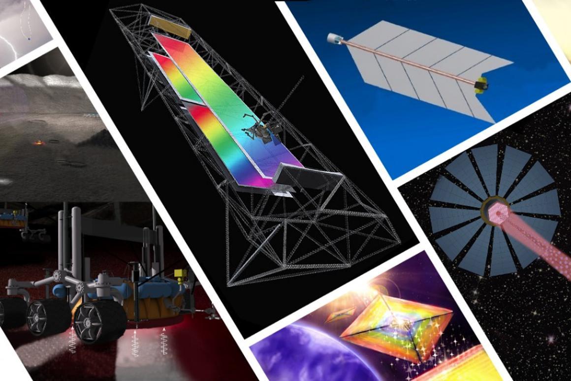 NASA has selected 18 high-tech projects for its NASA Innovative Advanced Concepts (NIAC) program
