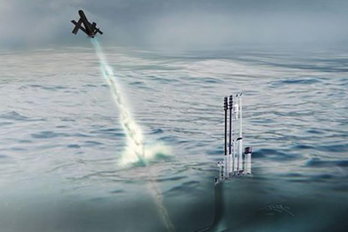 The Blackwing drones are launched from a three-inch canister aboard submarines or unmanned underwater vehicles