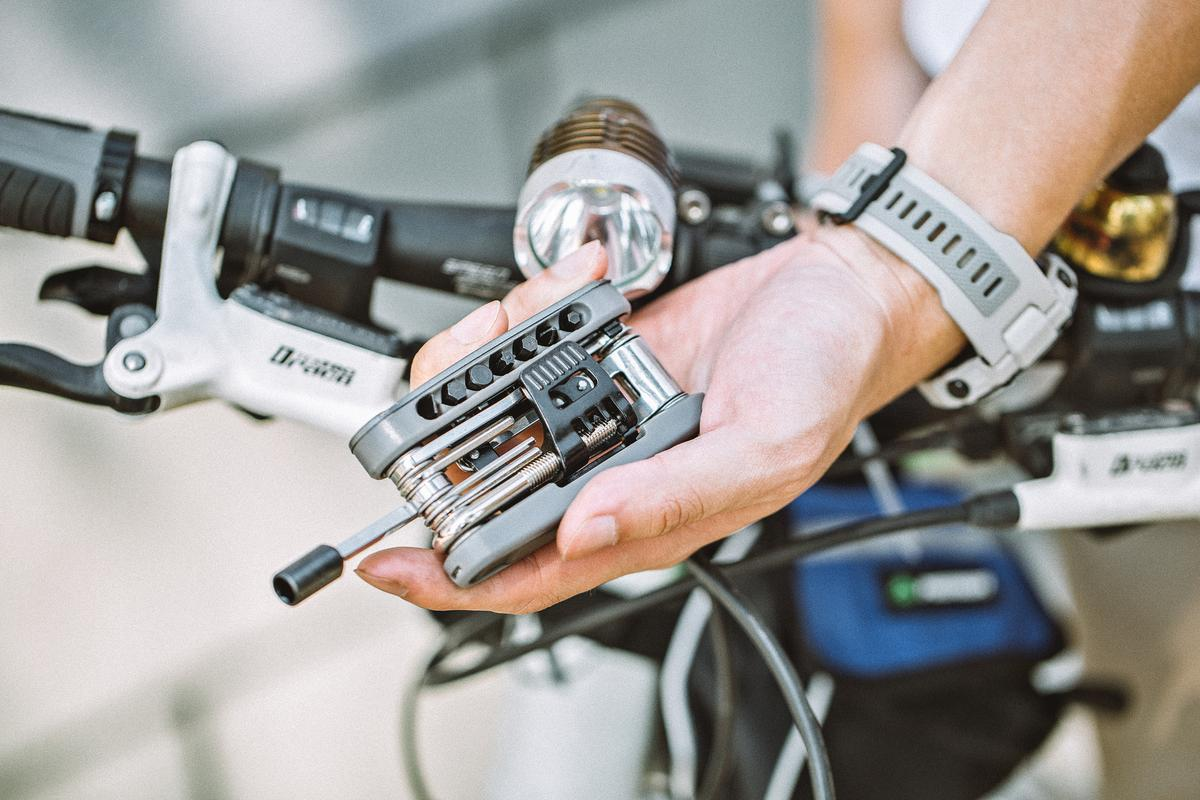 The 23-in-1 bike multitool has launched on Kickstarter