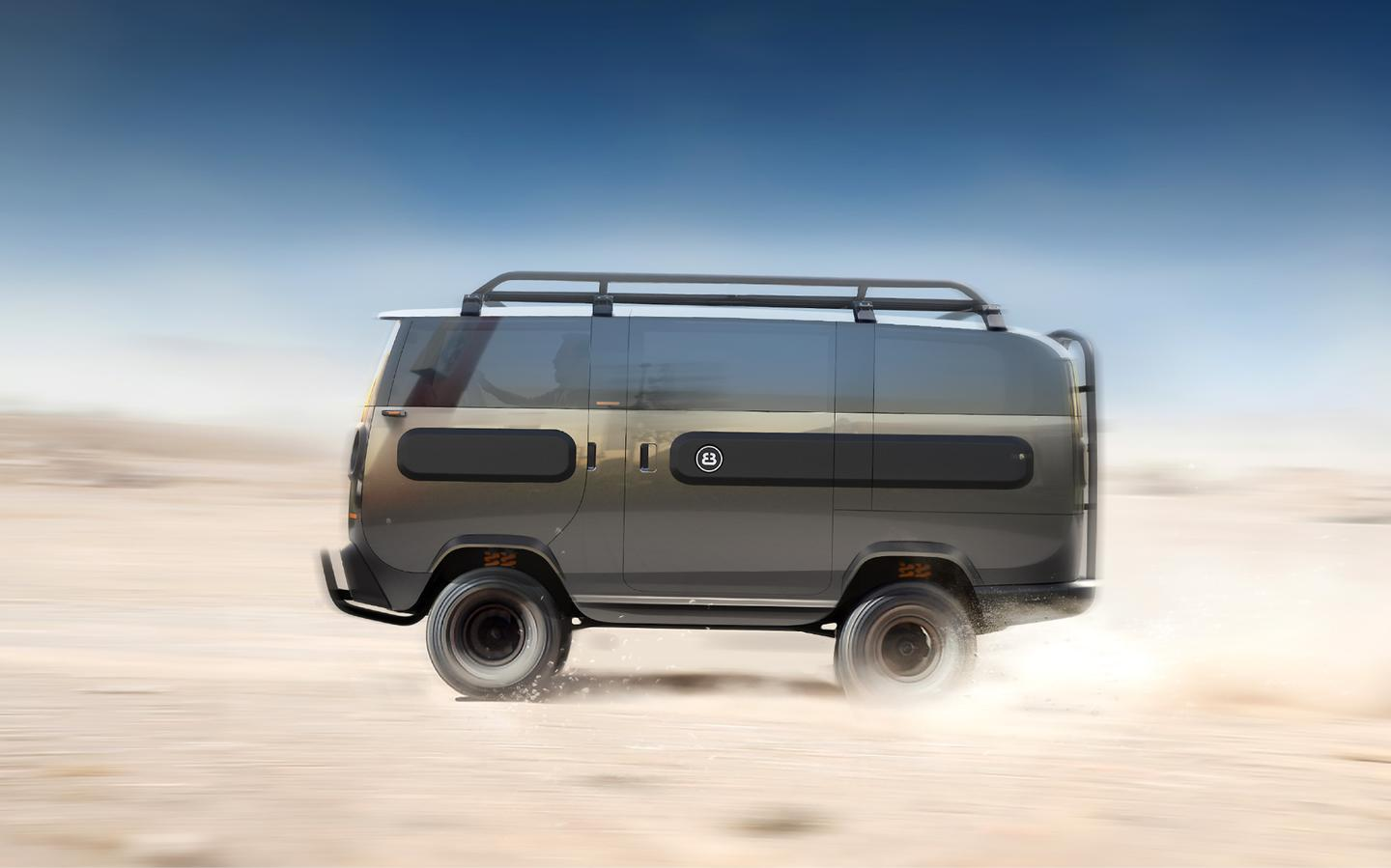 Assuming it comes to fruition, the eBussy could be an ultra-versatile electric vehicle for work, leisure and everyday driving