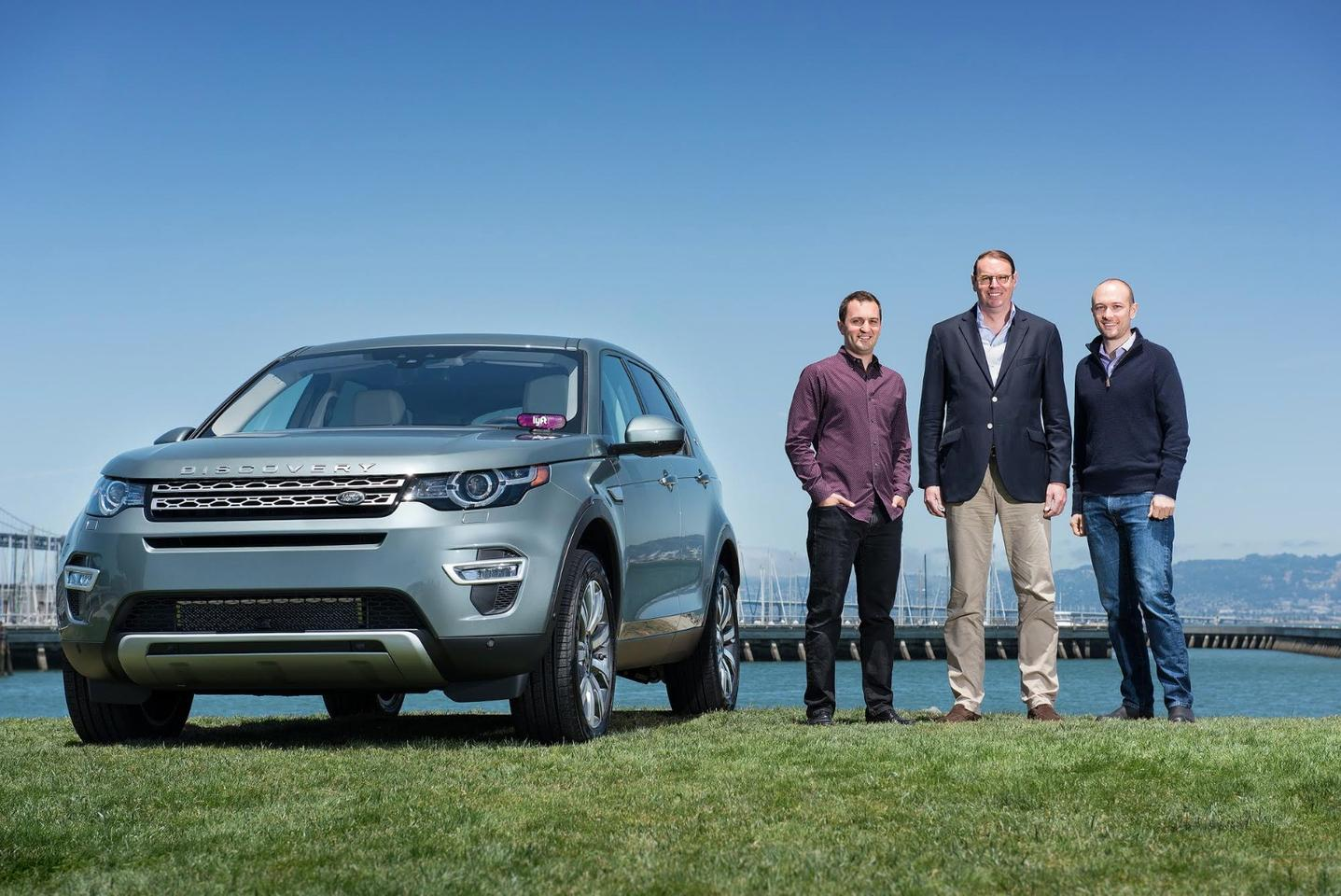 Jaguar Land Rover has invested US$25 million in Lyft through its InMotion mobility services business