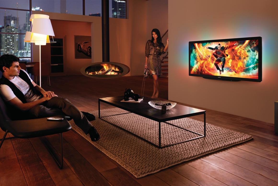 Philips Cinema 21:9 Platinum series LED TV