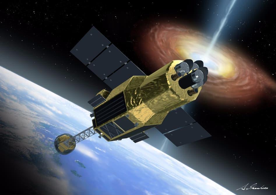 The Hitomi (Astro-H) X-ray satellite