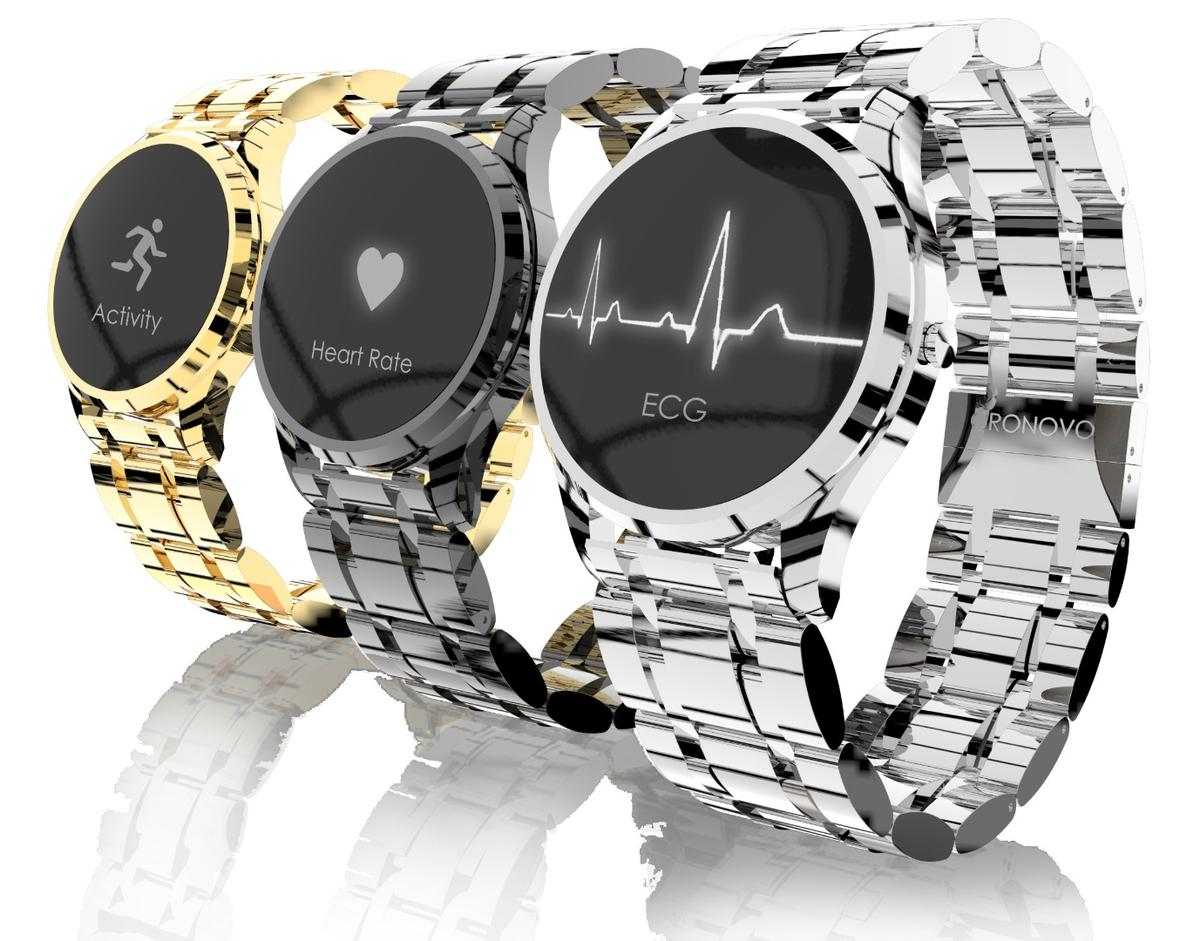 The new Cronovo smartwatch is on Kickstarter at the moment