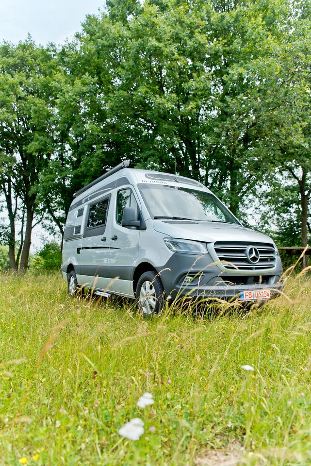 La Strada releases the Regent S built on the third-generation Sprinter that debuted earlier in 2018