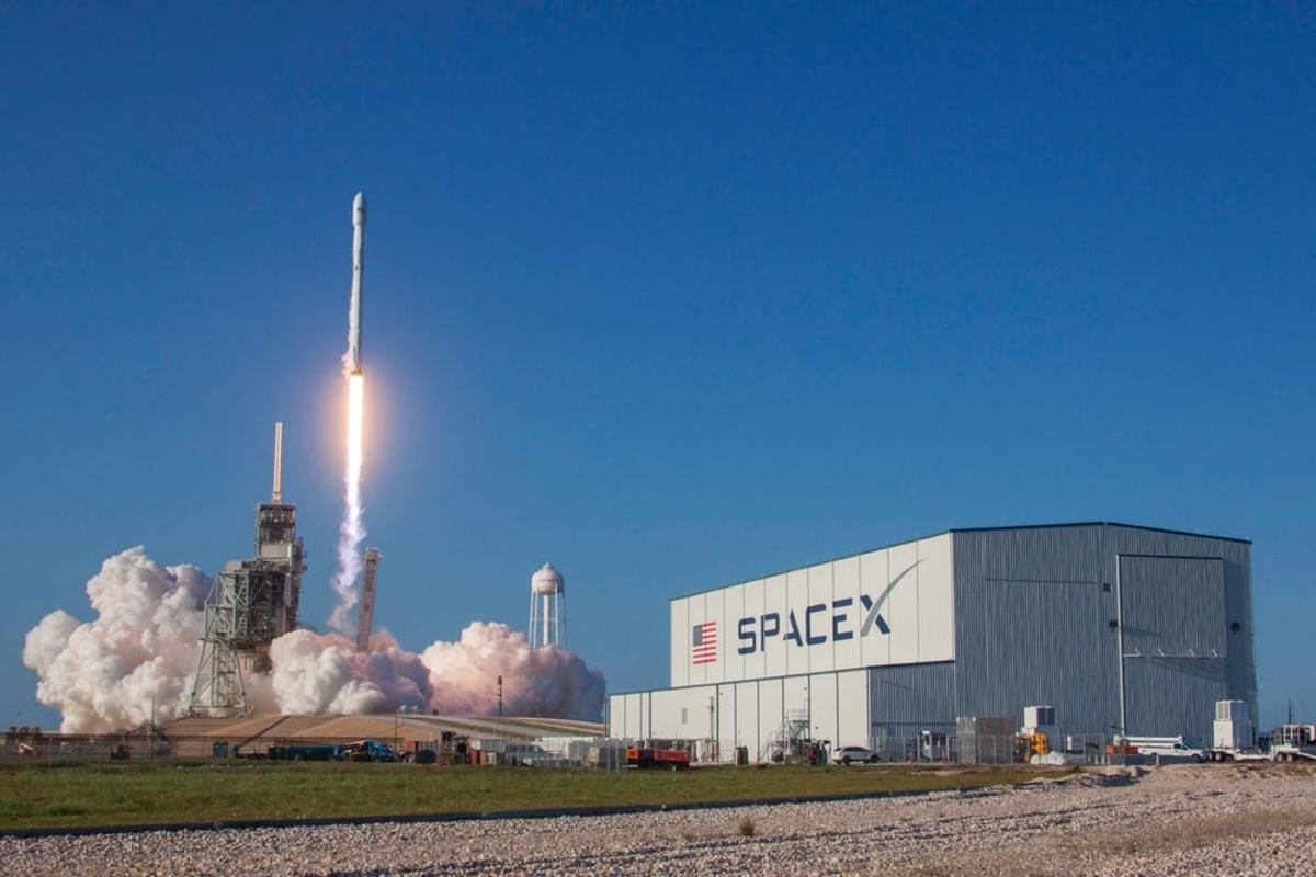 The SpaceX rocket used for the upcoming ISS mission will be the same that resupplied the station in June