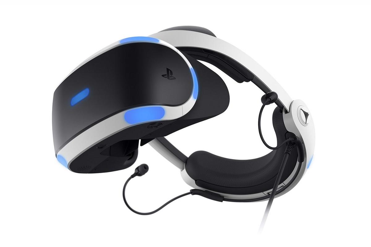 Sony's original PSVR (pictured) is the best-selling virtual reality headset of all time, and the company says it's now working on a sequel capable of getting the most out of the beefy new PlayStation 5 console
