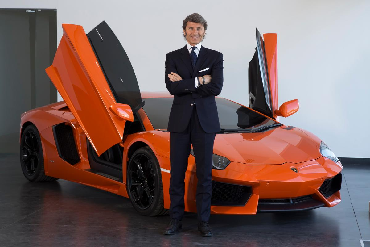 Gizmag talks to Lamborghini CEO Stephan Winkelmann (Photo: Lamborghini)