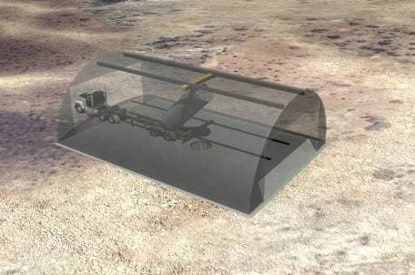 Flibe modular reactor is designed to be transported in cargo containers (Image: Flibe)