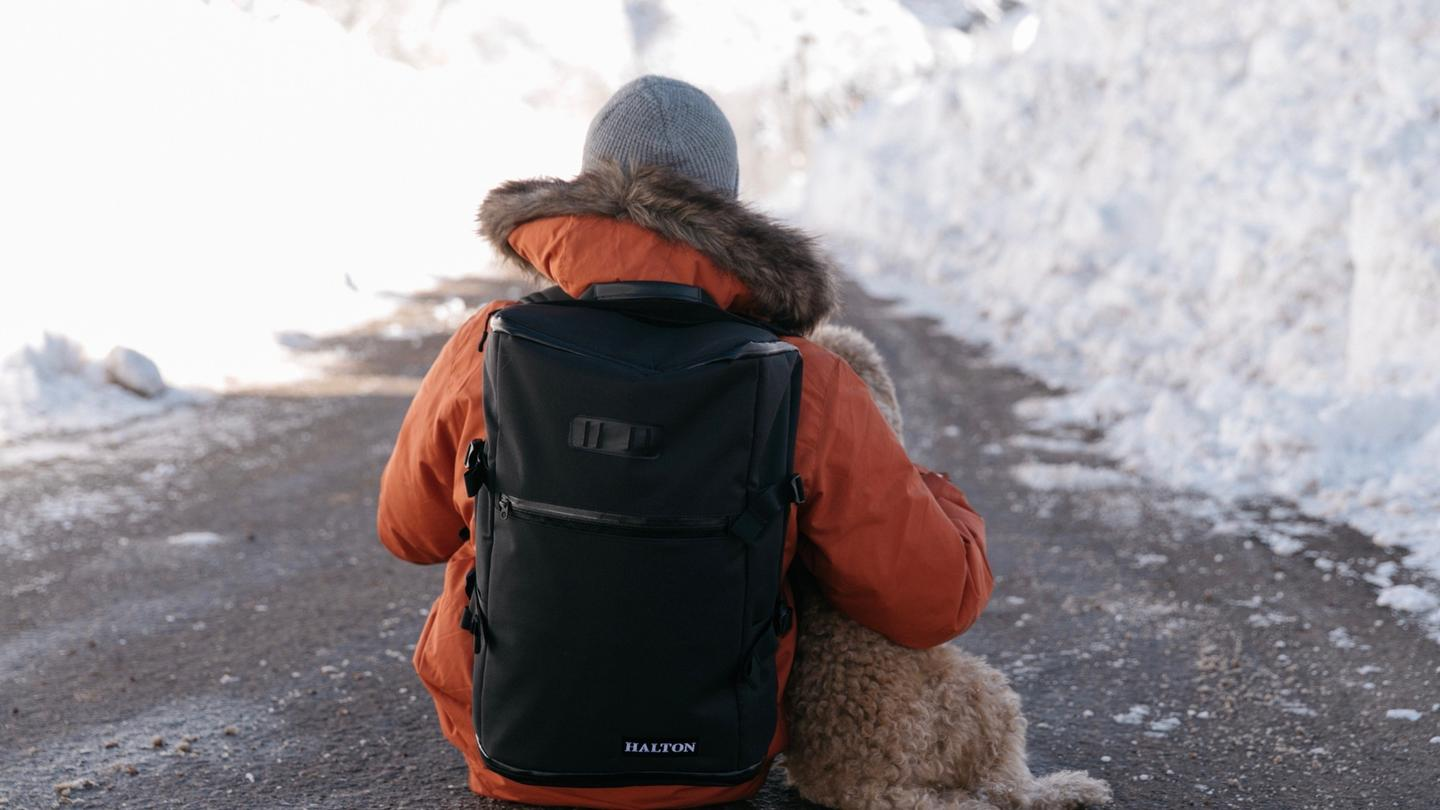 With a 25-liter capacity and full waterproofing, the Commuter Backpack is a perfectly capable bag in its own right