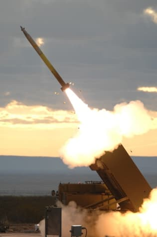 Guided Multiple Rocket Launch System