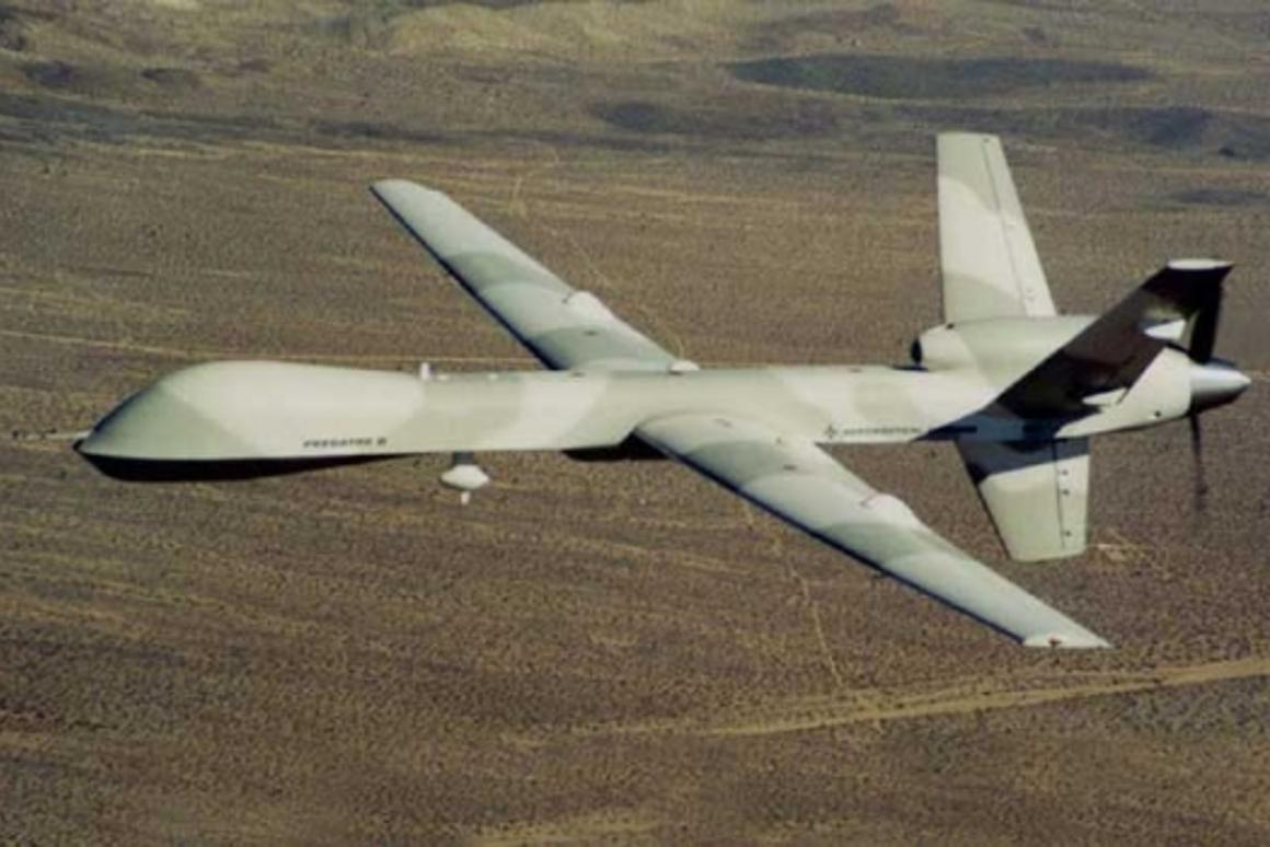 The success of Unmanned Aerial Vehicles like the Predator means the US Air Force will, this year, train more virtual pilots than real pilots(Image: General Atomics)