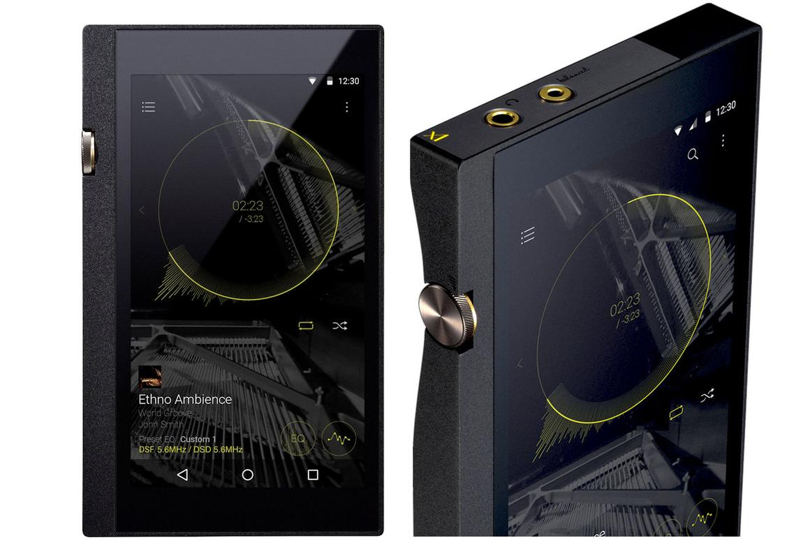 The Onkyou DP-X1 Digital Audio Player is due for release in April