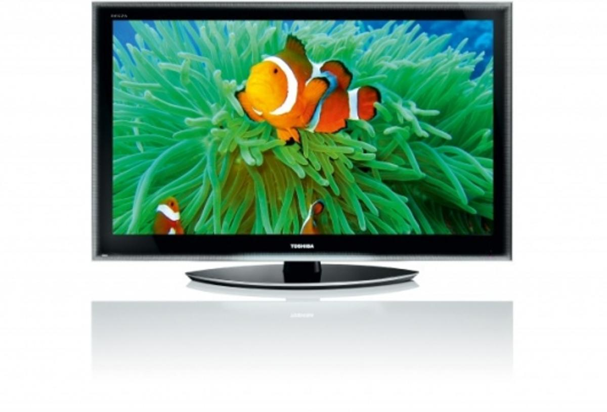 Toshiba's full 1080p HD Regza SV series of backlit LED TVs promise great picture quality