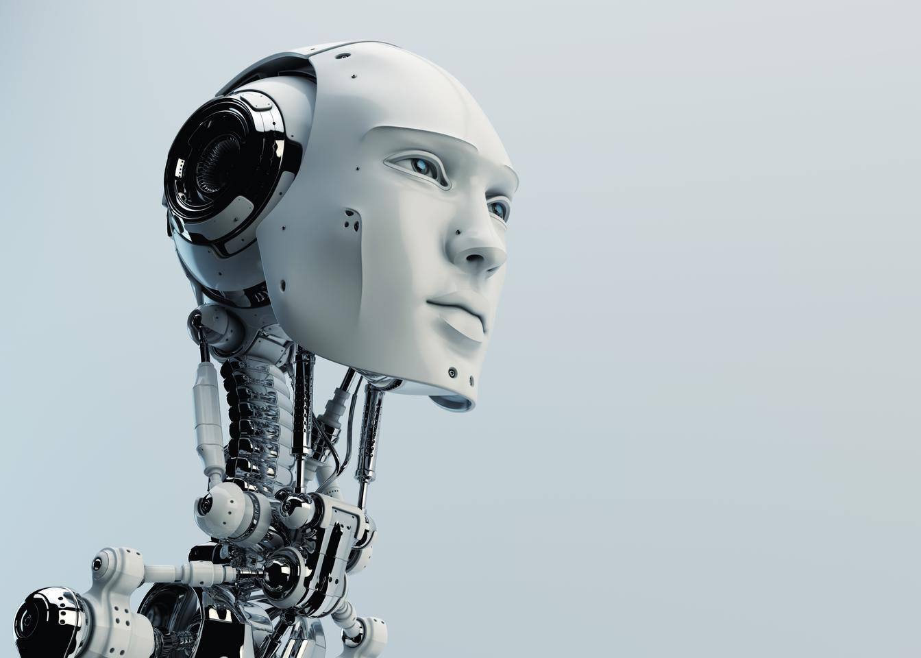 Researchers are exploring how they might create robots endowed with their own sense of morality (Photo: Shutterstock)
