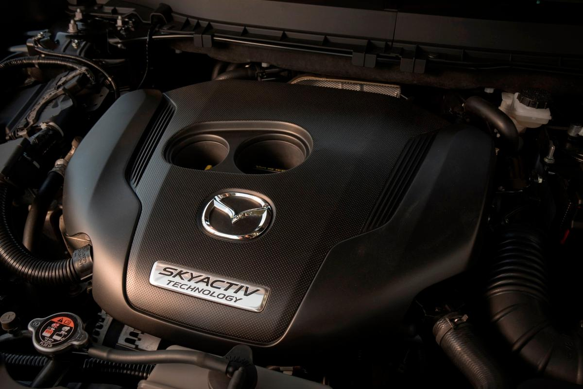 Mazda will debut a new compression ignition gasoline engine in 2019