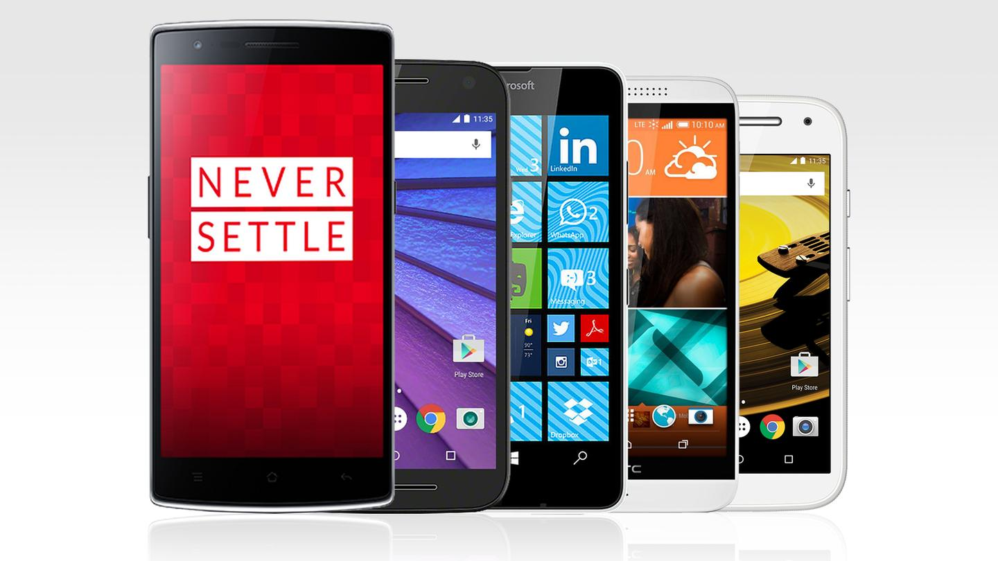 It's easy to be seduced by high-end tech, but you might be surprised by how competent the budget smartphone has become in 2015